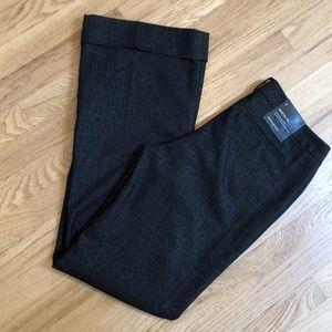 NWT Banana Republic Martin Fit black pants, size 6